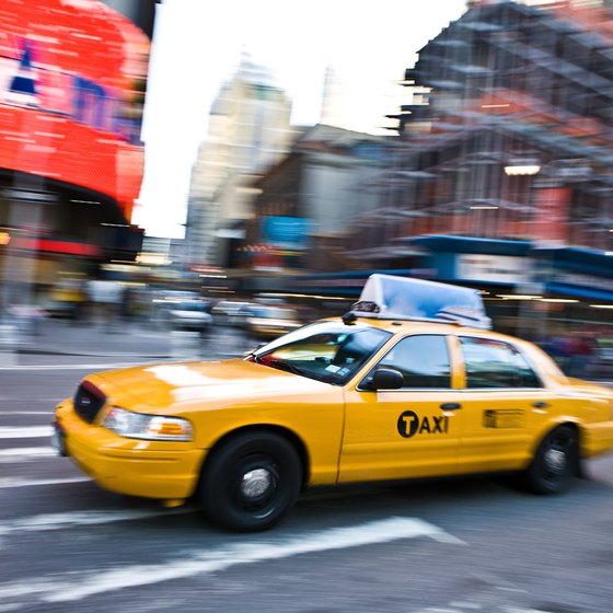 Taxis From JFK To Manhattan