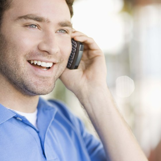 Mobile phones increase communication flexibility for businesses.