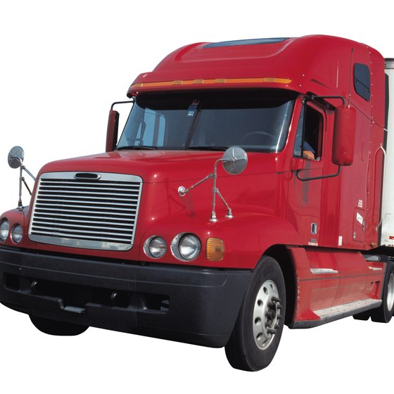 Keep your trucks memorable and clean to attract shippers' attention.