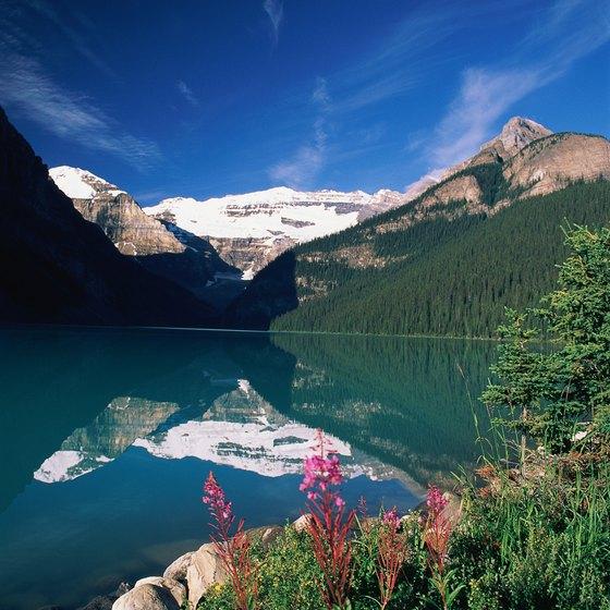 Camping at Lake Louise, Canada | Getaway Tips - azcentral.com