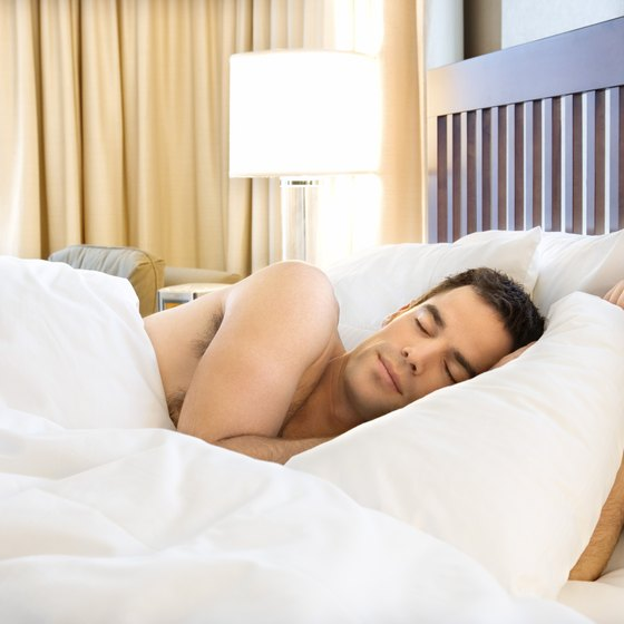 If you feel refreshed in the morning, you are likely getting enough sleep.