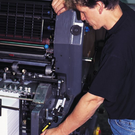 Safety mindedness applies to desktop printing devices as well as commercial equipment.
