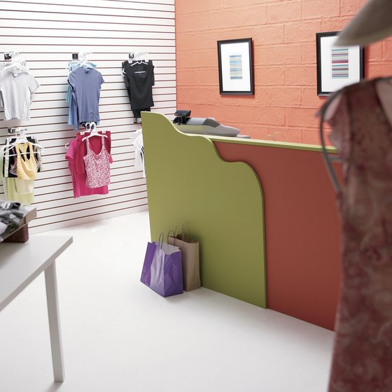Monitor blind spots in your store to help prevent shoplifting.