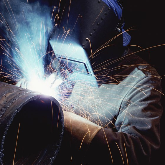 Welding is a key process in many industries.