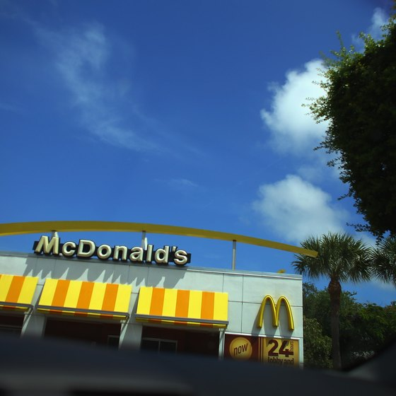 As McDonald's respositioned its brand, it shifted the look of its restaurants.