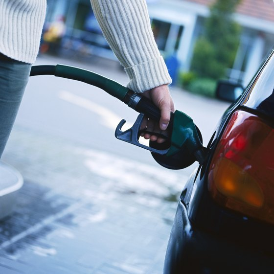 Fuel related to business use of a vehicle is tax-deductible.