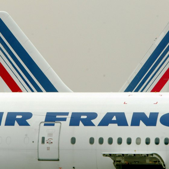 Air France has different luggage and carry-on restrictions for each cabin.