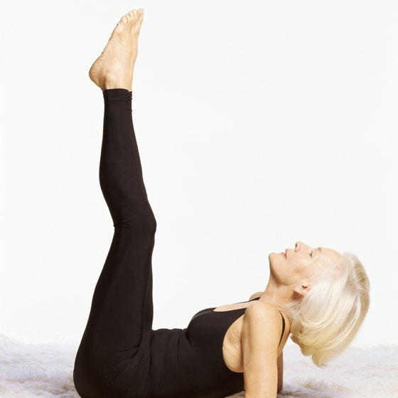 Exercise regimens such as yoga utilize the core muscles in ways that help to tone the abs.