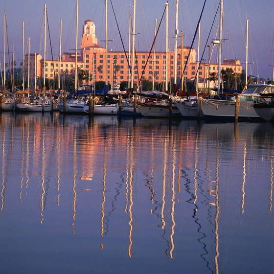 The Vinoy in St. Pete hosts many special events, including weddings and proms.