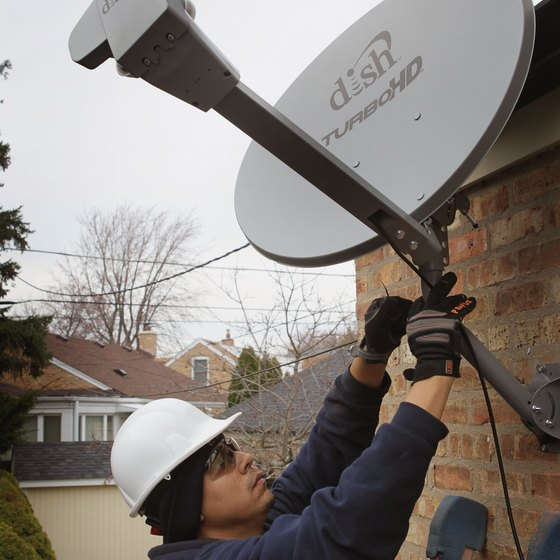 To access a Dish Network Internet plan, you must have a separate WildBlue dish installed.
