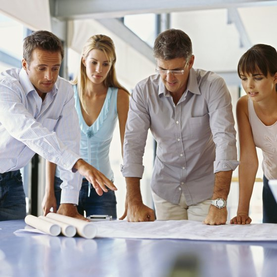 Working independently can increase the productivity rate on group projects.