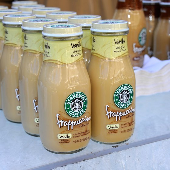 Starbucks teamed up with PepsiCo to produce and co-market the Starbucks Frappucino brand.