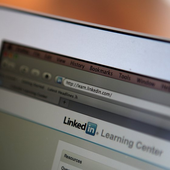 Blog Link is powered by TypePad, which ensures smooth integration with LinkedIn.