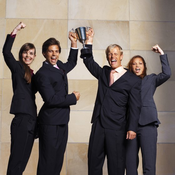 Employee awards should be distributed fairly to avoid disgruntled workers.