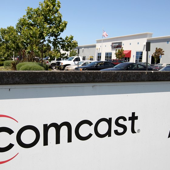 Both Comcast and Gmail tailor email service to business needs.