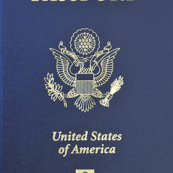 The State Department doesn't print addresses on U.S. passports.