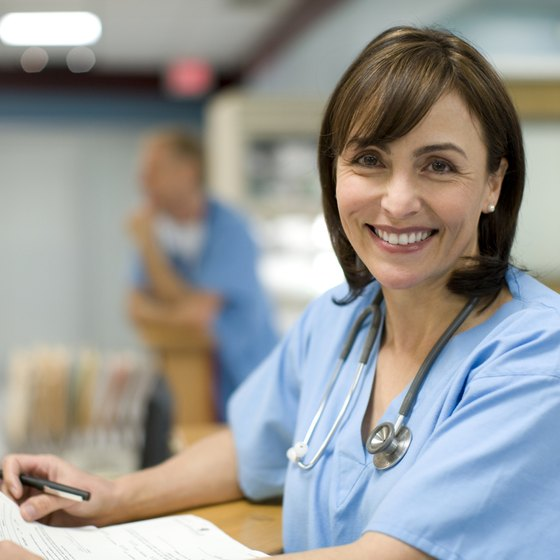 There are many issues you must consider when writing a contract for nursing services.