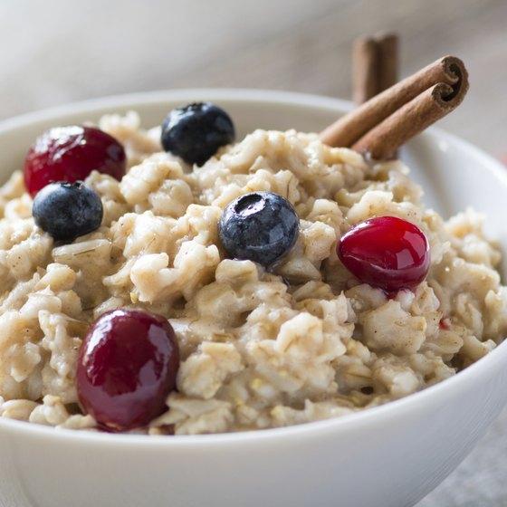 Breakfast Foods High In Fiber