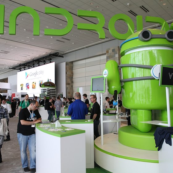 There are more than 700,000 apps available for Android.