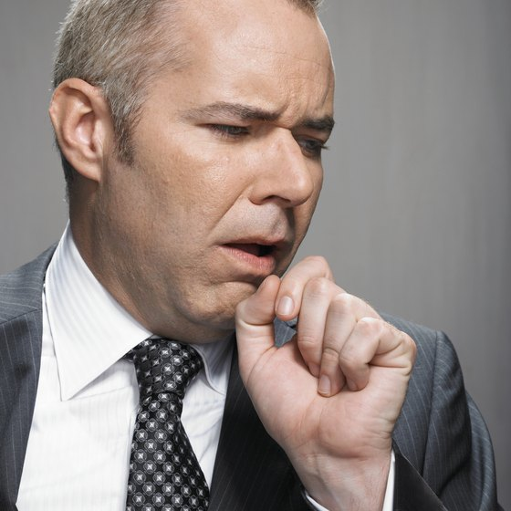 How To Cure A Persistent Cough Naturally
