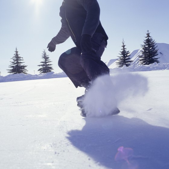 Exercising in the winter sunlight can improve your mood and your motivation.