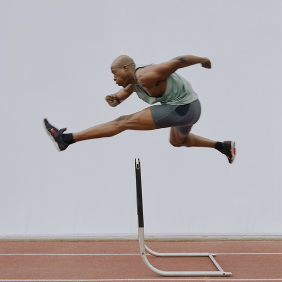 Plyometrics are jump-training exercises.