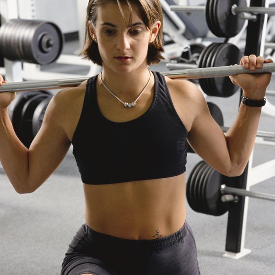 Strength training is one way to enhance your legs' definition.