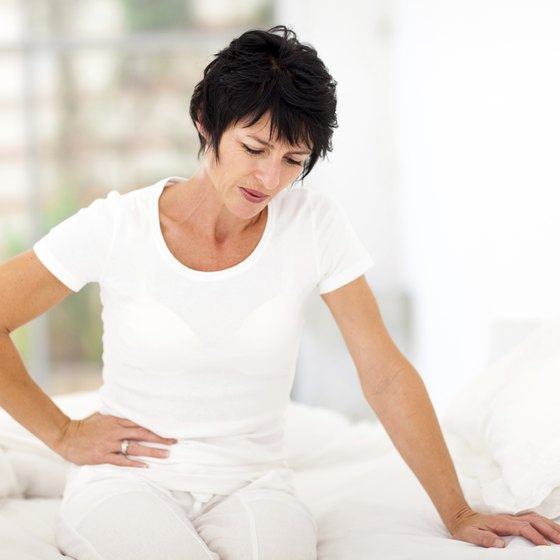 There are many different conditions that can cause abdominal pain.