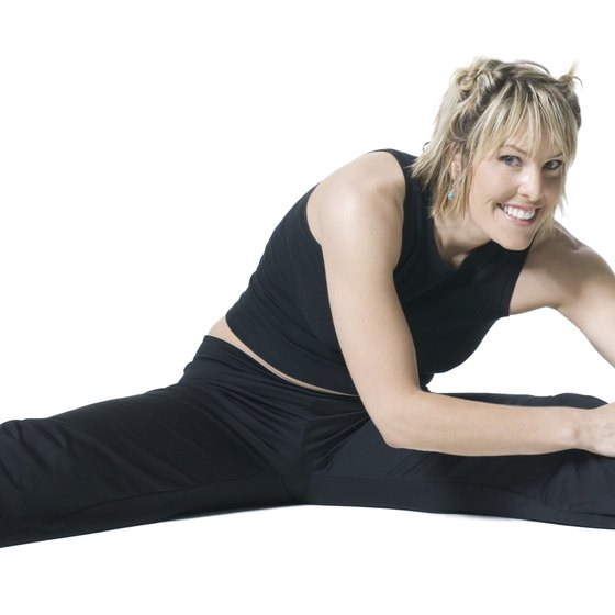 Anyone can take part in Pilates, but it is particularly popular with women.