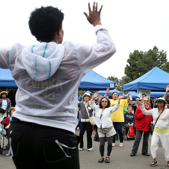 Zumba Gold seeks to involve seniors in safe exercise.