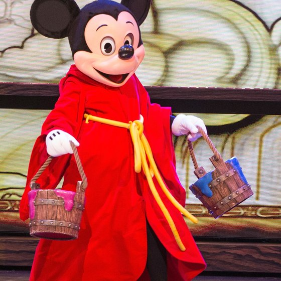 Enjoy your time with Mickey in a less crowded setting.