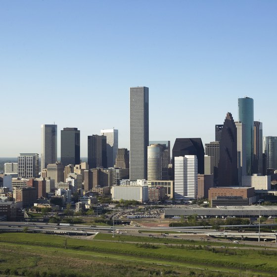 Houston is named for Sam Houston, the first president of the Republic of Texas.