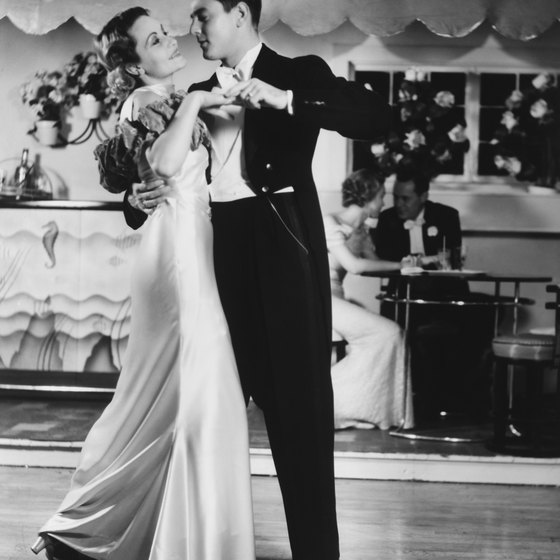 The graceful waltz offers a number of health benefits.
