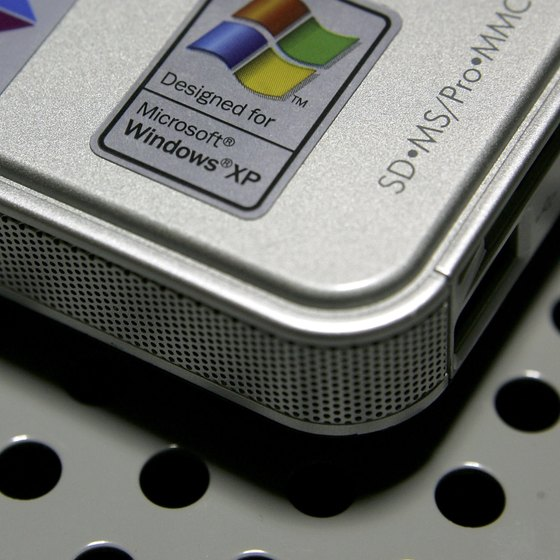 The Windows XP system is compatible with new as well as older printers.