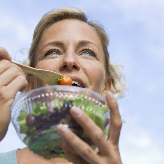 Nutritious, reduced-calorie meals lead to healthy weight loss.