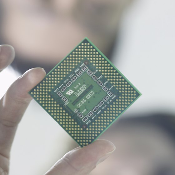 Modern Intel processors use a combination of multiple cores and Hyperthreading Technology