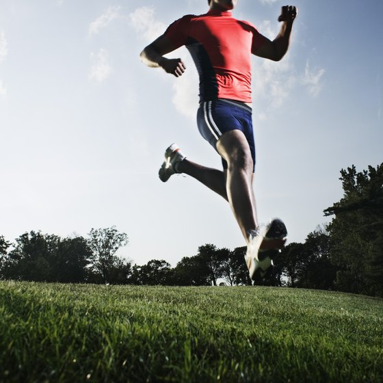 High-intensity running can benefit your fitness routine.