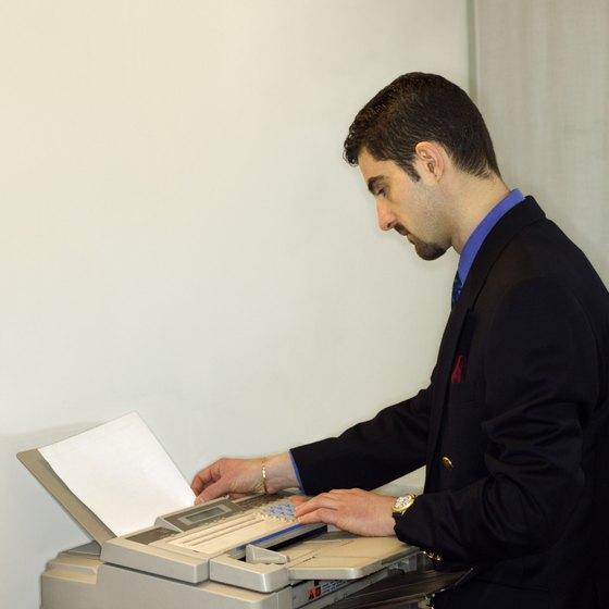 send fax to fax machine