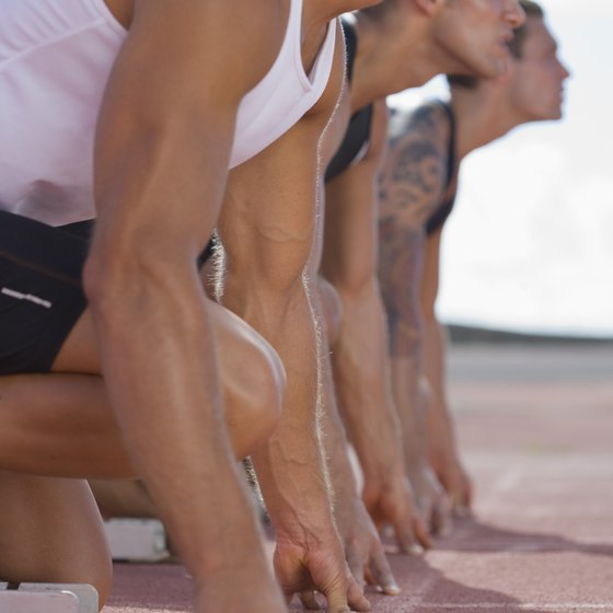 Reaching your potential in the 100-meter dash requires more than natural talent.