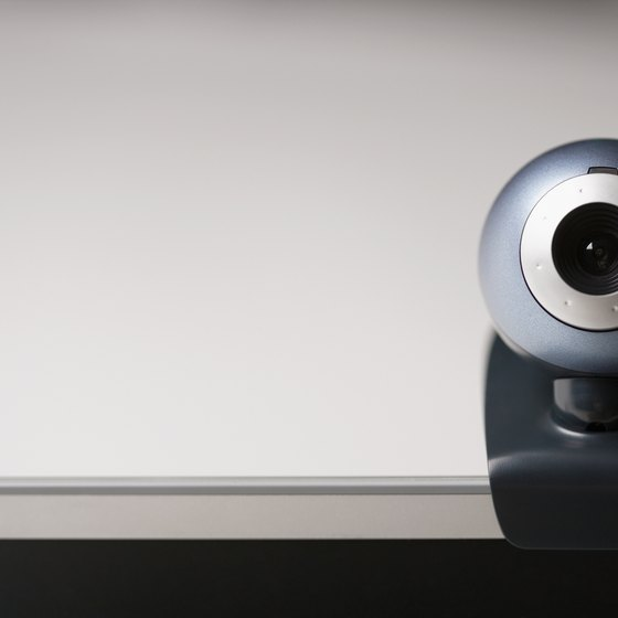 The majority of modern webcams come with a built-in microphone.