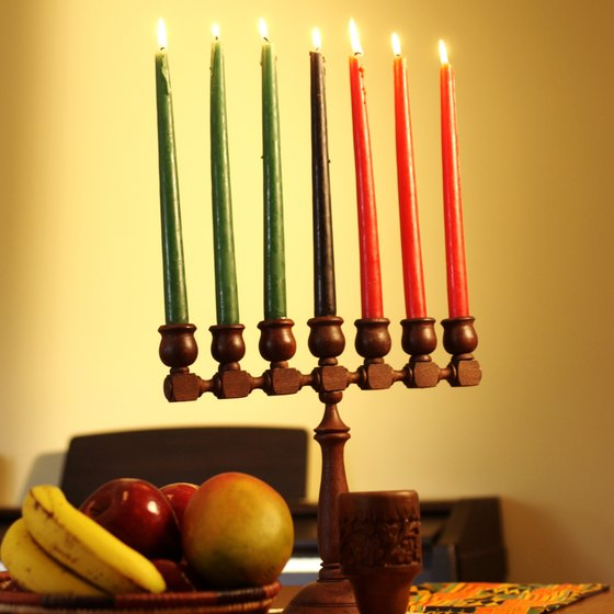 The Raleigh area honors Kwanzaa during its Cary Kwanzaa Festival.