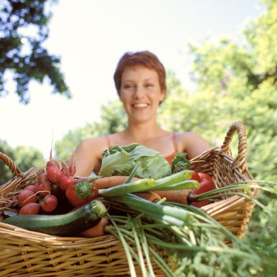 Growing your own produce makes a Paleo diet fun.