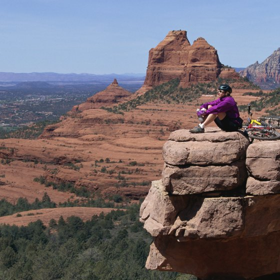 Sedona Red Rocks has more than 100 trails and plenty of solitude.