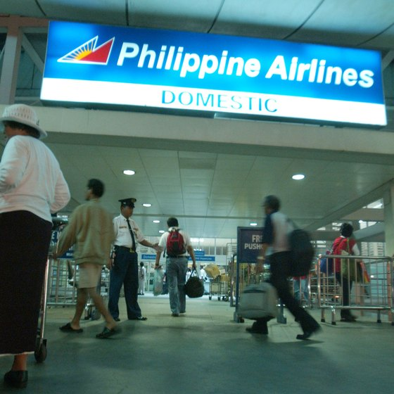 Philippine Airlines uses industry-standard flight re-booking procedures.