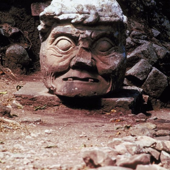 The cultural hub of the Mayan Empire, Copan is one of Honduras' most-important landmarks.
