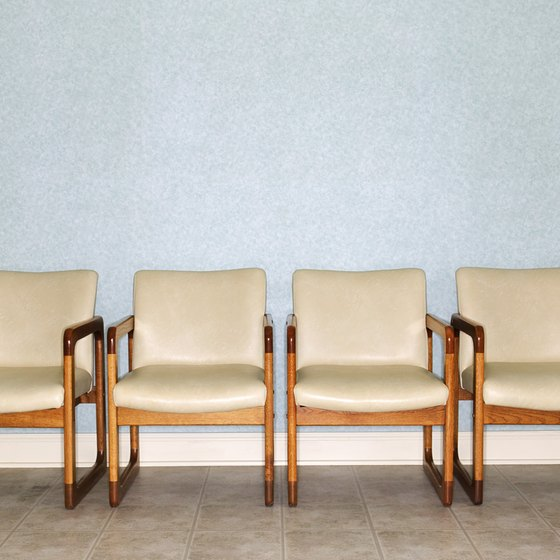 Keep your waiting area moving by streamlining patients processes.