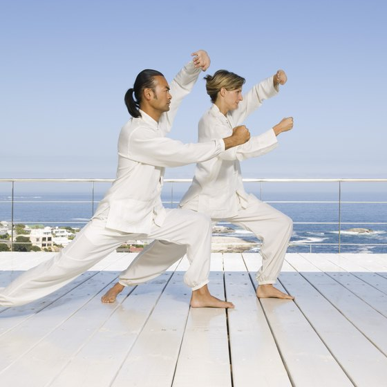 Yang-style tai chi provides the best weight loss workout.