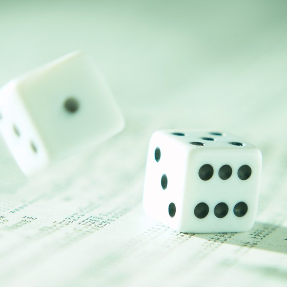 Risk management is often just playing the odds.