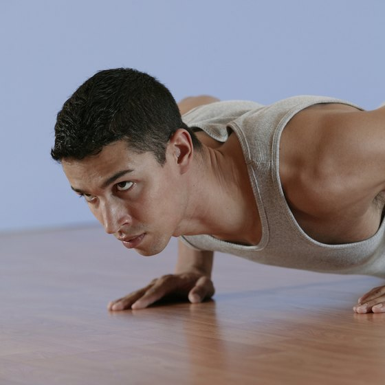 Military bootcamp workouts push you to your physical limits.
