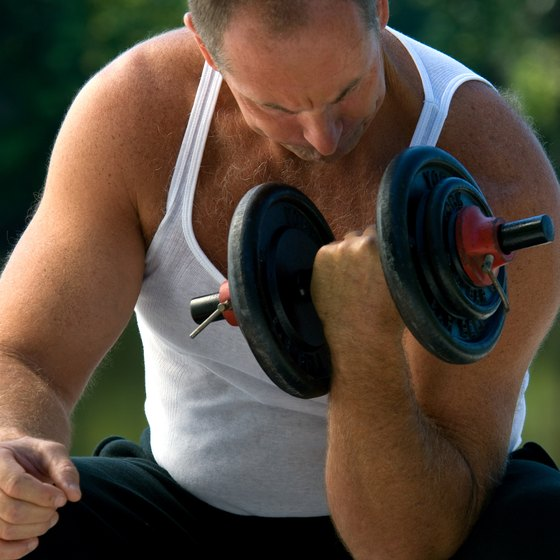 Various types of curl exercises will grow your biceps in no time.